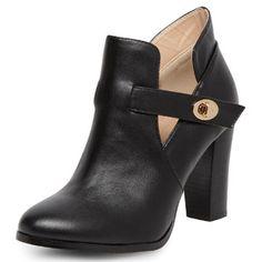 Bottines noires ajourées à talons hauts - Bottes  - Chaussures http://www.dorothyperkins.fr/fr/dpfr/produit/chaussures-695633/bottes-695686/bottines-noires-ajour%C3%A9es-%C3%A0-talons-hauts-2127888?bi=1=200
