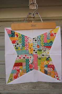Think I want to do this just so I can use up all the smaller  pieces of fabric !