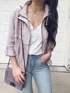 Favorite jackets for Spring!