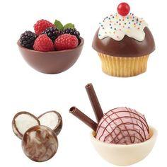Wilton Dessert Dome Candy Mold