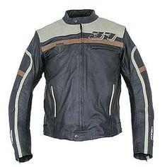 Motorkleding Leder : Highway 1® Leren Motorjas Retro II