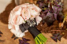 Zita Elze Design Academy Jisoo Park Wedding Design project / bridal bouquet with pink ranunculus Photography:  Julian Winslow 5736_wm