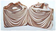 Sandalwood Vanilla Pure Silk Soap - handmade Irish Artisan soap from www.iamhandmade.com