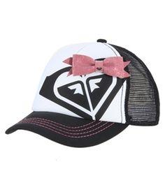 Roxy Kids' Splashin Trucker Hat (Kids)