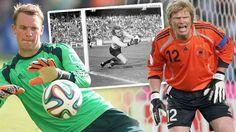 ... schwärmt von Neuer | Wer ist der beste Torwart der DFB-Geschichte