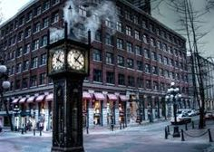 Gastown Steam Clock - Vancouver, BC