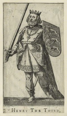 King Henry III The son of King John of England and Isabella of Angoulême. He had a long reign - King John, King Henry, Uk History, British History, High Middle Ages, Tudor Dynasty, Plantagenet, Wars Of The Roses, Queen Of England