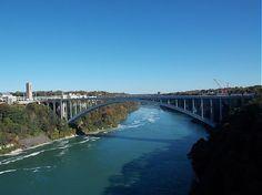 most nad Niagarou z USA do Kanady