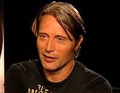 Mads Mikkelsen (Oh, I can't take it!!! **FAINTS**)