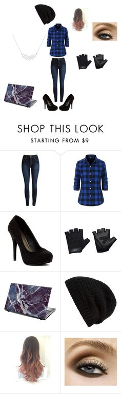 """Alexandra Barlcay 1"" by the-red-raven on Polyvore featuring beauty, Michael Antonio, Casall and Rick Owens"