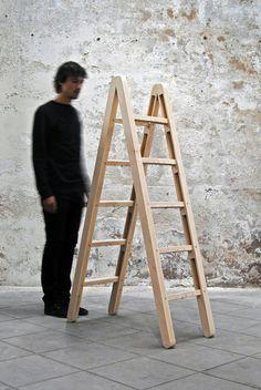 Corner Ladder by Company & Company Design Studio