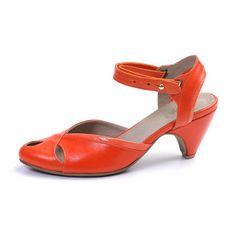 Leather sandals High heels shoes by MYKAshop on Etsy, $225.00