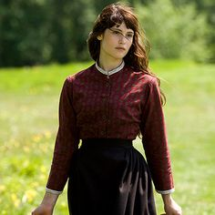 Really liked some of Tess of the d'Urbervilles outfits :)