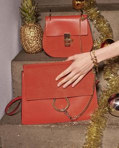 It's a well-known tradition to flaunt something new on Chinese New Year and yesFaye & Drew bags from @Chloe are the best choice for 2017 year of the fire rooster!! เปนการถอเคลดรบตรษจนวาคณจะตองมแฟชนไอเทมใหมๆมาเสรมมงคล และกระเปาดไซนโมเดรนสสวยจากโคลเอกดจะเปนคำตอบทลงตวทสดสำหรบปไกไฟน #Alistcorporate  via MARIE CLAIRE THAILAND MAGAZINE OFFICIAL INSTAGRAM - Celebrity  Fashion  Haute Couture  Advertising  Culture  Beauty  Editorial Photography  Magazine Covers  Supermodels  Runway Models