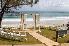 Beach Wedding Ceremony | Circular Wedding Ceremony | BEAUTIFUL WEDDINGS BLOG