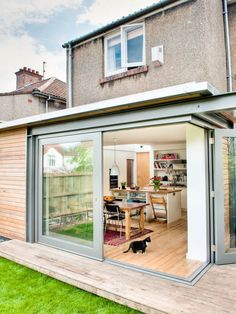 Glass Extension Design, Pictures, Remodel, Decor and Ideas - page 5