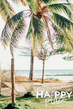Ocean view hammock under palm trees in Costa Rica. Beach happy place wanderlust print at The Sunset Shop by Samba to the Sea. palm tree, palm trees, paradise found, coastal chic, palm trees, beach chic, coastal decor, coastal California, tropical decor, tropical design, tropical paradise, tropical decorating, tropical decor bohemian, bohemian decor, boho chic, bohemian decor apartment, bohemian style, bohemian surf decor, beach shack, surf shack, bohemian surf style, hammock