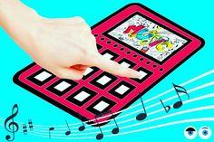 Le #calcolatrici si rivelano un nuovo e creativo #strumento per fare della #musica #elettronica!  #Link & #Video qui 🎶🎵🎶