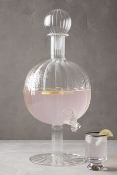 Anthropologie Garonne Beverage Dispenser #anthrofave