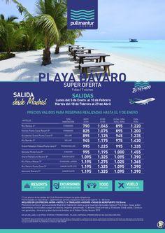 Super Oferta Playa Bávaro Enero a Abril ultimo minuto - http://zocotours.com/super-oferta-playa-bavaro-enero-a-abril-ultimo-minuto-2/