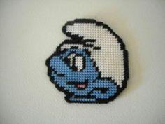 Smurf Magnet