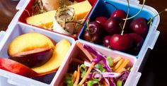 34 Healthy and Eye-Catching Bento Box Lunch Ideas
