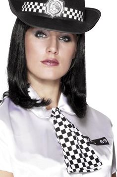 Ladies Police Woman Scarf *** You can find out more details at the link of the image.