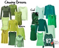 Choosing Greens