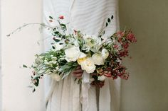 holiday decorating :: bouquet