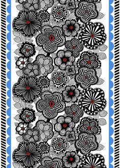 アイテム|インテリア デコレーション|FABRICS|コットンファブリック|Marimekko (マリメッコ) 日本公式サイト