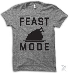 with holiday season right around the corner, engage feast mode!