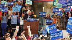 #Media #Oligarchs #Banks vs #union #occupy #BLM #SDF #Humanity   Bernie Sanders, other top Dems to visit 9 states including Montana   http://www.kbzk.com/story/35120864/bernie-sanders-other-top-dems-to-visit-9-states-including-montana   Top Democratic Party leaders announced Monday a series of rallies to try and energize the party, including a stop in Montana.  Senator Bernie Sanders (D-VT) and other party leaders will travel to nine mainly Republican-leaning states starting on April 17 to…