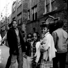 Children on Street, April 1968  Vivian Maier