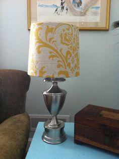 DIY lamp shade, Home decor