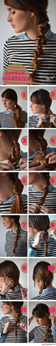 Make Your Hair Look Gorgeous By Following Our Tips And DIY Hair Tricks - BeaLady.net