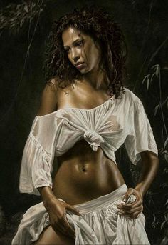 37 Hyper Realistic Oil Paintings by Sergio Martinez Cifuentes.