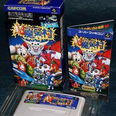 On instagram by 16lifegames #retrogaming #microhobbit (o) http://ift.tt/1nqwDar Morning Gamers! Ghosts 'n Goblins Cho Makaimura - Super Famicom Japan  #16lifegames#sixteenlifegames#collector#chohmakaimura#ghotsngoblins#superfamicom#gameguide#tenchisozo#guidecollector#snes#supernintendo#passion#retrogamer#nintendo#japanaseguide#videogame#retrocollective#guidesnes#capcom