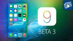 iOS 9 beta 3, analisis de novedades