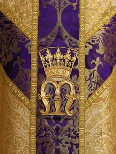 chasubles : Watts & Co.