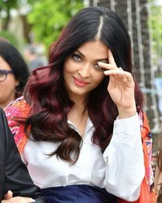 Aishwarya at the Cannes Film Festival, 2018