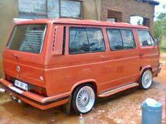 Nice vw bus
