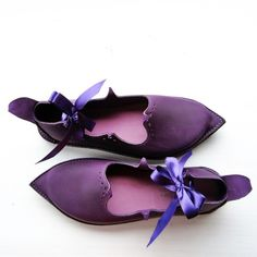 HOLLY Fairy Shoes, Made to Order - Fairysteps. Shoes & Such