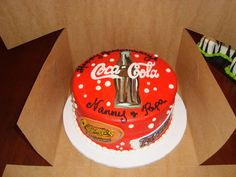 I really need someone to make me a coca-cola cake!!