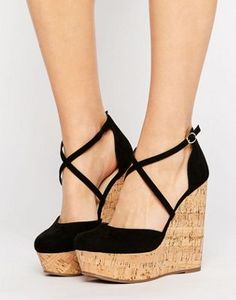 ASOS ORCHARD Wedges