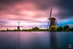 The Windmills by HatCat Photography on 500px
