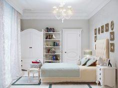 Diseño de Interiores  Arquitectura: 100 Diseños de Habitaciones para Niñas: Consejos y Fotografías (Mega-Post)