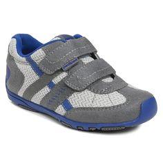 Gehrig - Mid Grey, Blue Flex