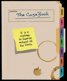 The Casebook... http://www.sherlockology.com/share/the-casebook#  Thrilling puzzles to solve