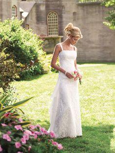 Simple Elegant Bridal Gowns | Simple Wedding Dresses Can Be Simply Stunning , simple wedding dresses ...