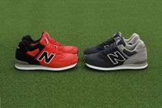 """Concepts x New Balance 574 """"Home vs. awaY"""" Pack 